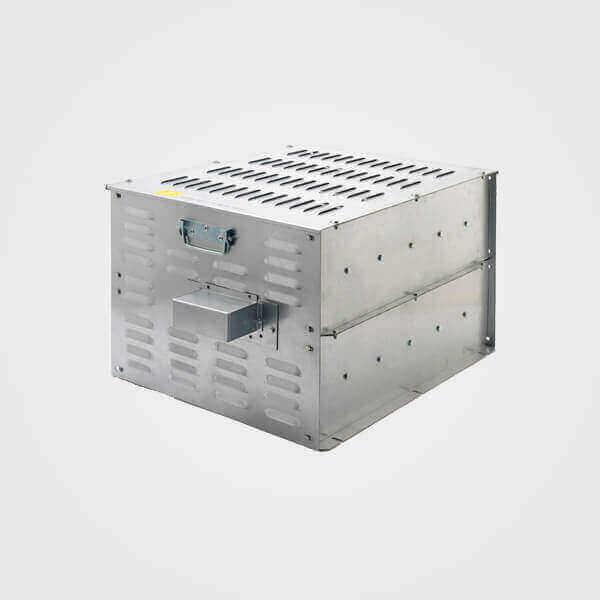 Protected Resistor 2X8X60X370 SI/PR 20000W 1