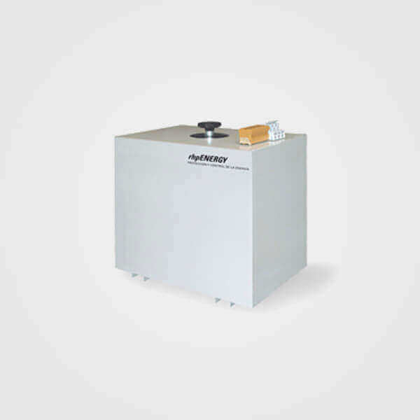 Voltage Variator Cube Single Phase Oil 1